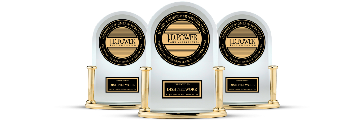 DISH Customer Satisfaction - Ranked #1 by JD Power - Microcom in Anchorage, Alaska - DISH Authorized Retailer